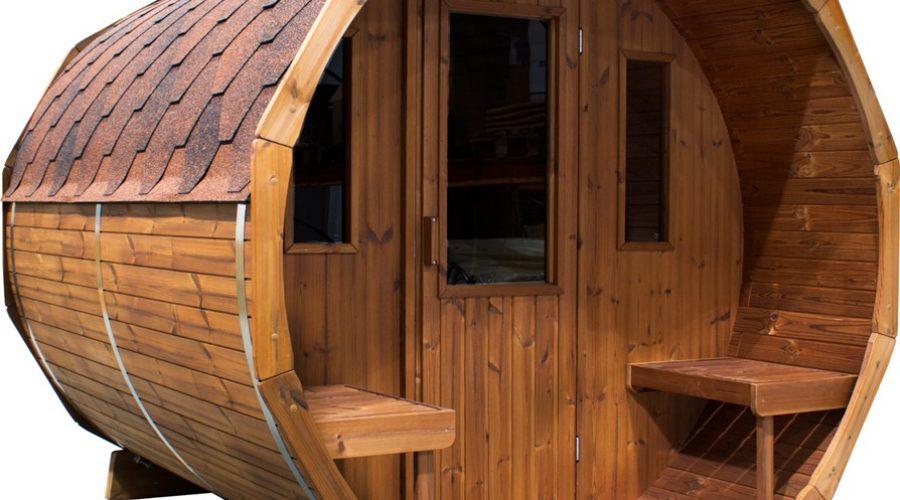 Сауна Barrel - баня-бочка