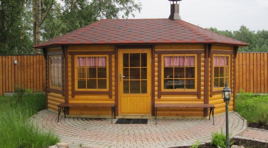 Беседки Arctic House