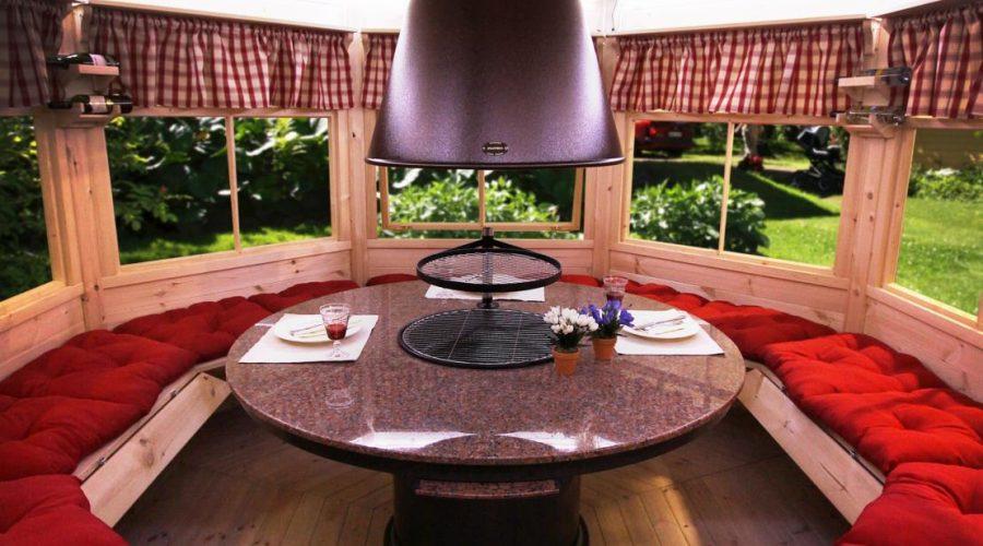 Грильные столы