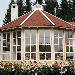 Садовый павильон Barbados 25