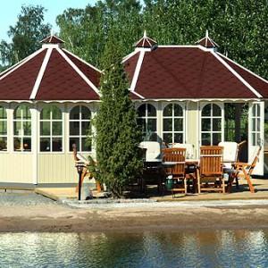 Финский павильон Багамас