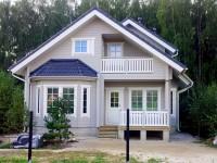 Дом Скандия 159 фасад фото
