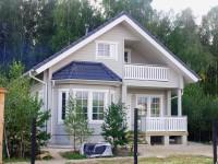 Дом Скандия 159 фото