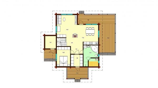 Дом Скандия 235