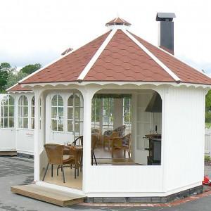 Садовый павильон Багамас