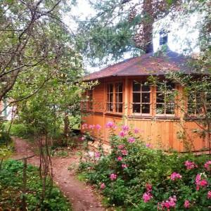 Садовая беседка Вилла Альбатрос 15