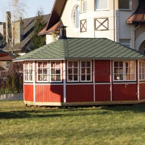 Летняя кухня Villa Albatros 15