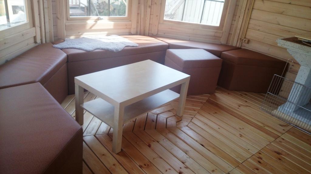 Мебель для беседки Гранд