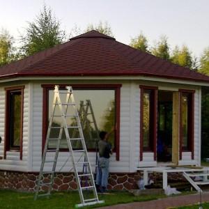 Утепленный дом Монплезир 35