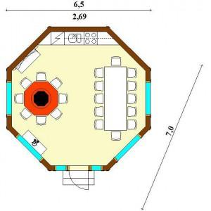 Дом Монплезир 35