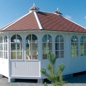 Садовый павильон Bahamas 15