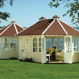 Садовый павильон Bahamas 27