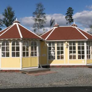 Садовый павильон Bahamas Barbados 27