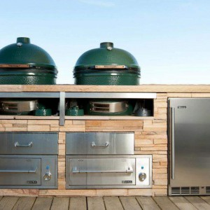 Гриль Big Green Egg XLarge