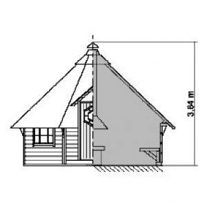 План гриль домика Кота 9